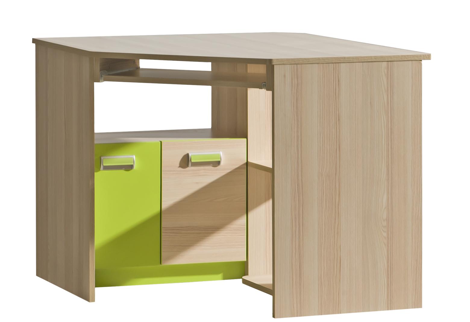 rohový písací stôl lucas