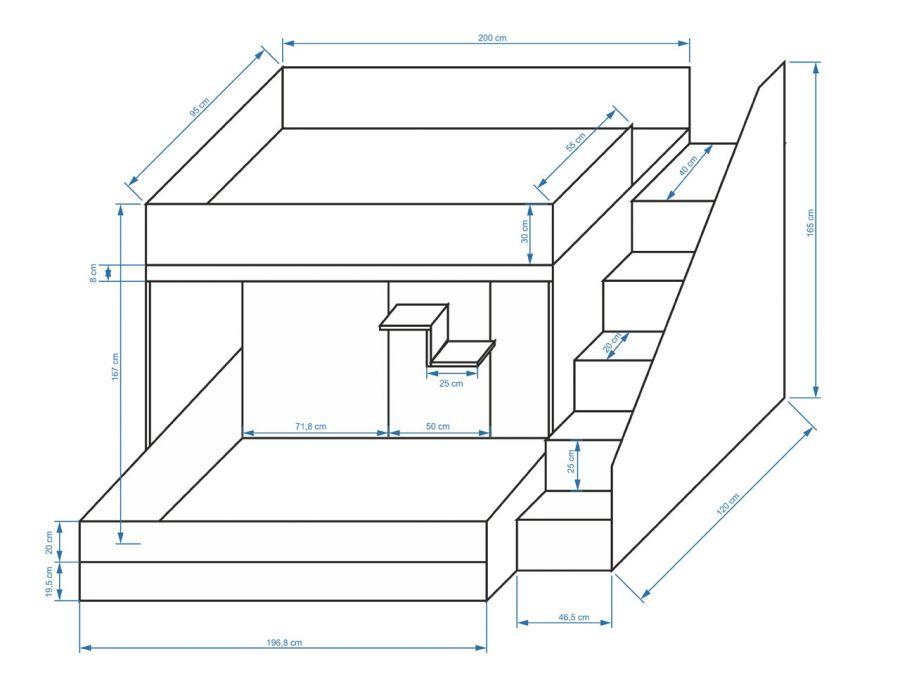 kryspol-lozka-party-pietrowe-schody-16-wymiary