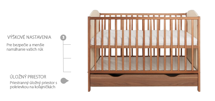 Izba pre bábätko Miki Orech